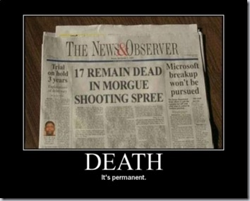 Motivational-death