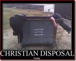 christian disposal