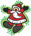 Jesus and Santa …. December 17, 2012 (3/3)