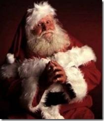 Santa am not real