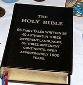 bible not so holy