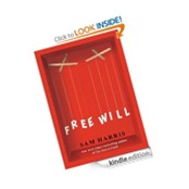 sam harris free will