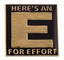 E for effort