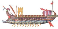 Roman slave ship