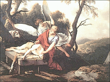 Bible_Abraham_sacraficing_Isaac