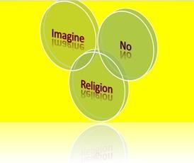 Imagine no religion