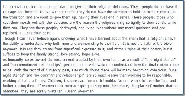 religious delusion