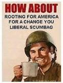 liberal scumbag