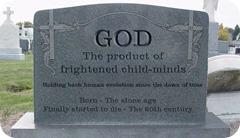 gods gravestone