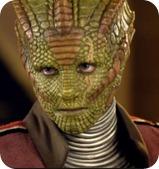 lizard alien