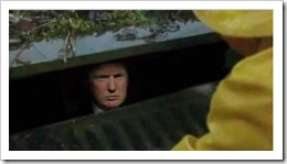trump-in-sewer